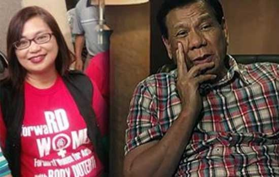 An Open Letter to Voters: 'Still DUTERTE,Forever NERI' by Atty. Cheryl Daytec-Yañgot