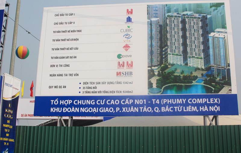 Đánh giá về ưu điểm thiết kế tại chung cư Phú Mỹ Complex
