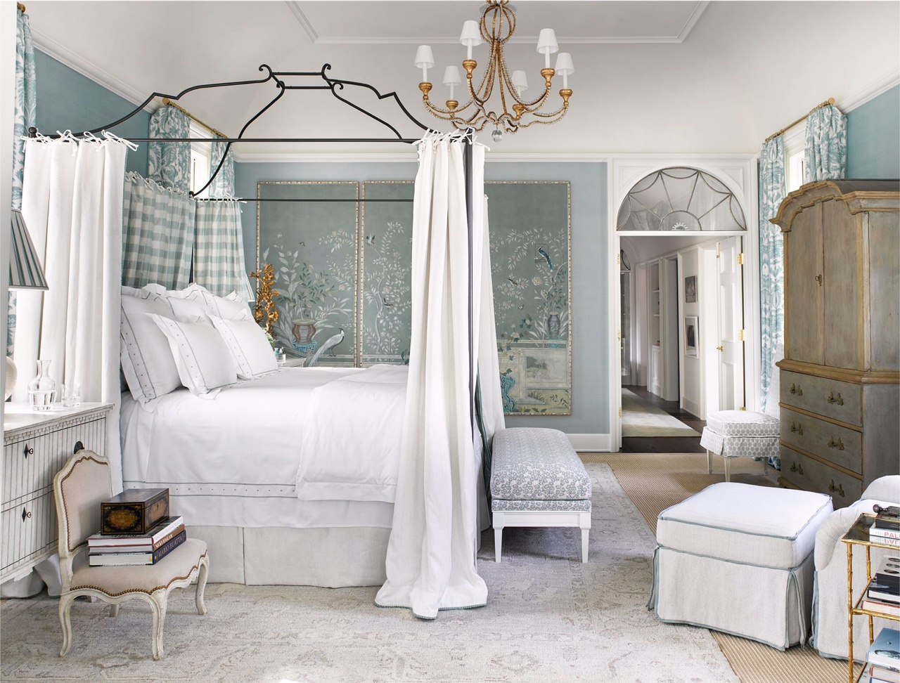 Showhouse Bedroom Ideas: SOUTHEASTERN DESIGNER SHOWHOUSE & GARDENS 2017 PART 2