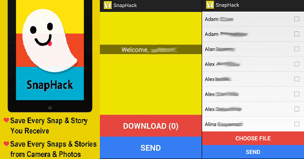SnapHack Pro v1.0.9 Full Version1