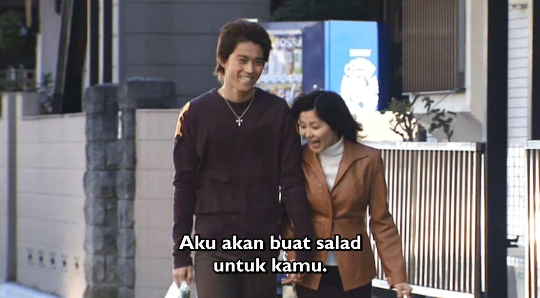 JDrama Spring Story SP 2003 Subtitle Indonesia - Cakoer Blog