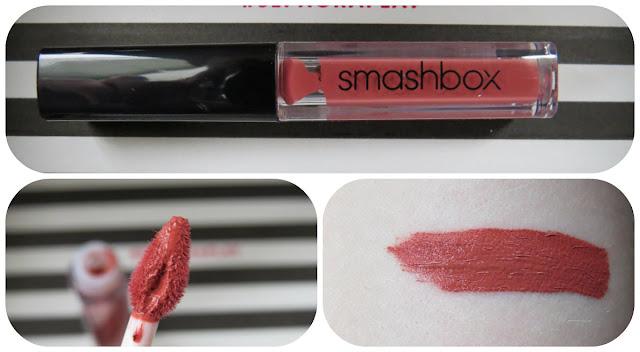 Smashbox Always on Matte Liquid Lipstick in Driver's Seat