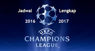 Jadwal Liga Champion 2016-17 malam ini img