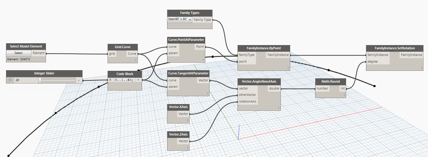 The RaD Architect : Revit Path Array With Dynamo