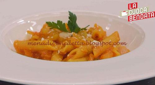 Penne risottate ricetta Benedetta Parodi