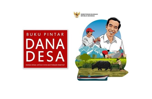 Buku Pintar Dana Desa dapat Dibaca Secara Online dan Offline