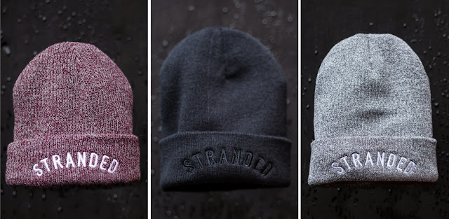 Stranded Apparel Resolution Collection beanies hats