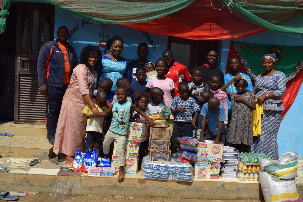 Top Ten Charity Foundations in Nigeria