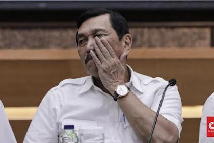 Ditantang Debat Terbuka Soal Dwifungsi TNI, Luhut Tak Berani Hadapi Langsung, Malah Minta Tolong Anak Buah