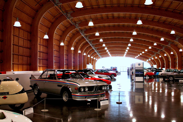 BMW Collection at LeMay America's Car Museum