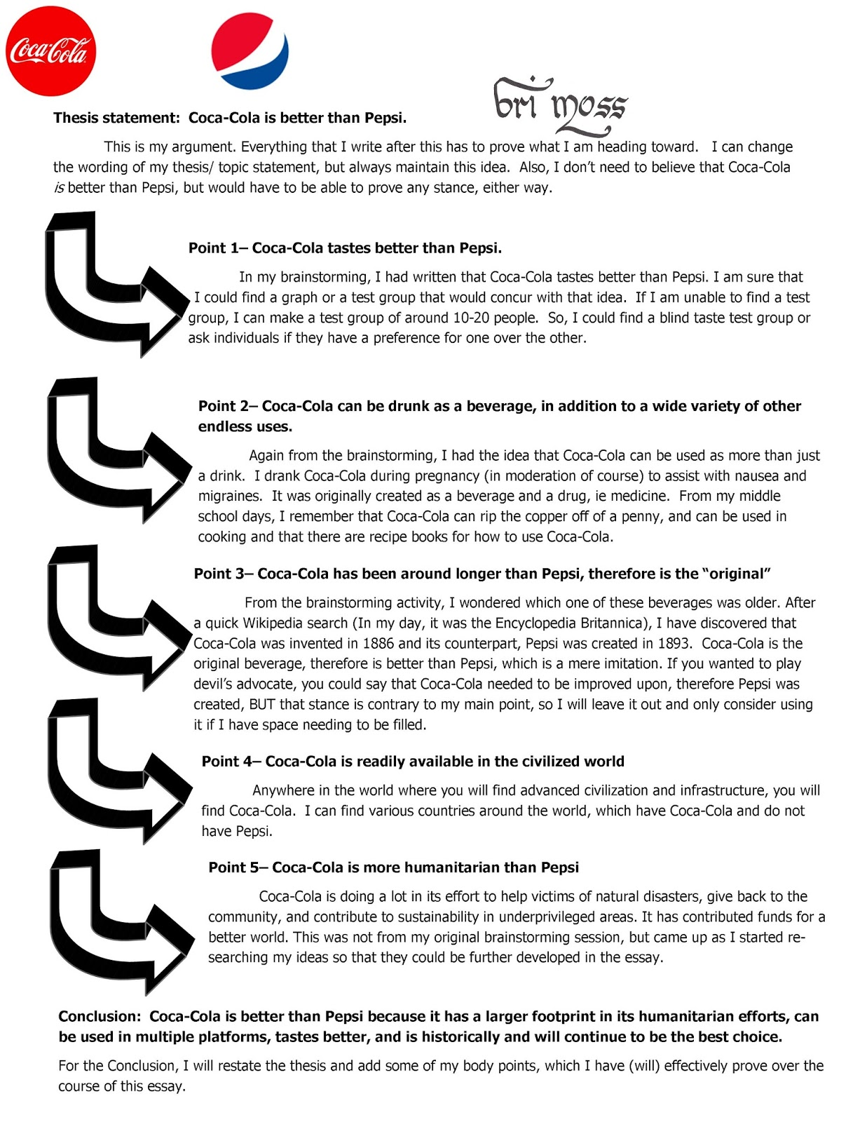 bravi travels life culture awesomeness how to write an essay in this jpeg image that i have made i have detailed my thesis and body points the final step of this would be to sit down and actually write the essay