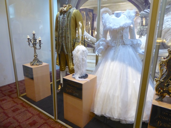 Lumiere Plumette Beauty And Beast Film Costumes