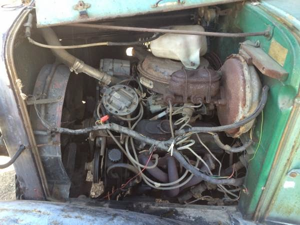 Chevy Motorhome Engines