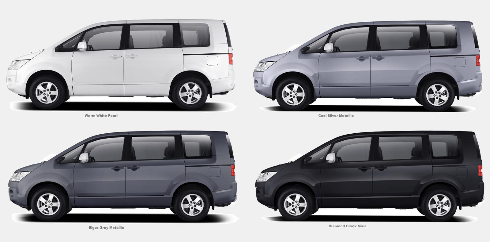 NEW MITSUBISHI D...G Fuel Promo
