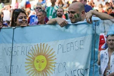 Hitung-hitungan Argentina Lolos ke 16 Besar Piala Dunia 2018