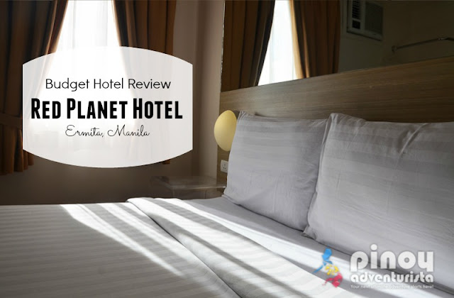 BUDGET HOTEL REVIEW: Red Planet Hotel Ermita, Manila