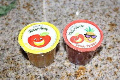 wacky apple juice