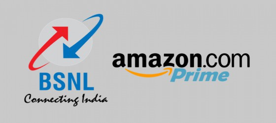 Amazon offers Prime subscription for BSNL Broadband, Landline and Postpaid plans
