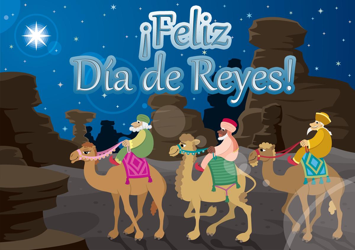 Step By Step Barcelona Feliz Dia De Reyes Magos
