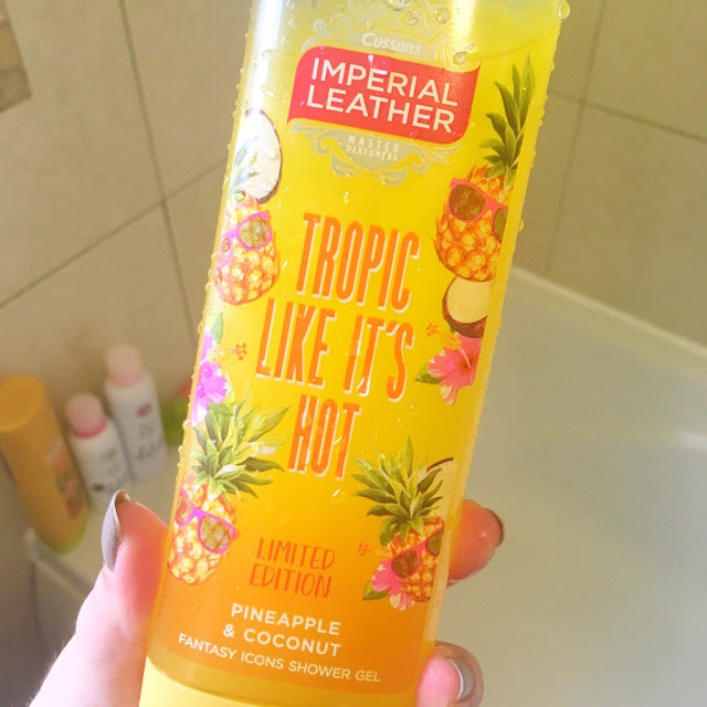 Imperial Leather Tropical Shower Gel