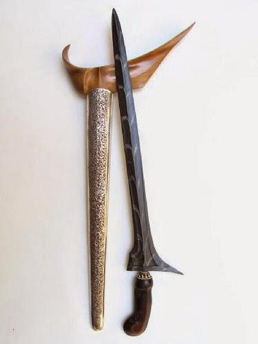 10 Senjata Tradisional Yogyakarta Tradisikita