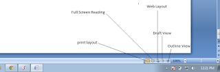 tombol view untuk merubah tampilan