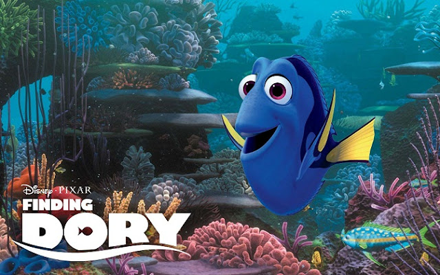 Finding Dory 2016 English HDRip Download