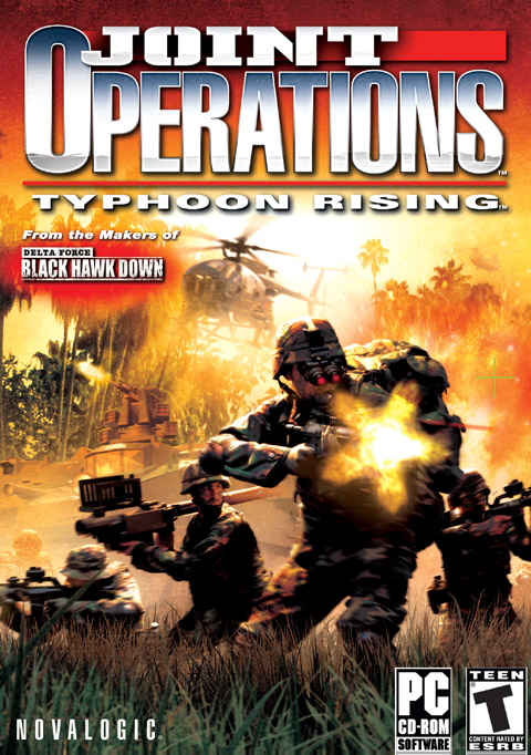 Joint Operations: Typhoon Rising Full [PC-Game]