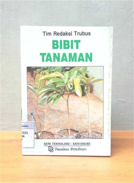 BIBIT TANAMAN, Tim Redaksi Trubus