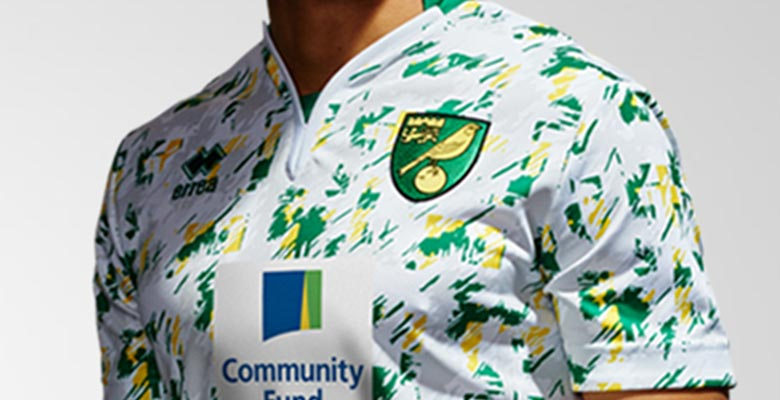 Norwich City 16-17 Third Kit Released - Footy Headlines