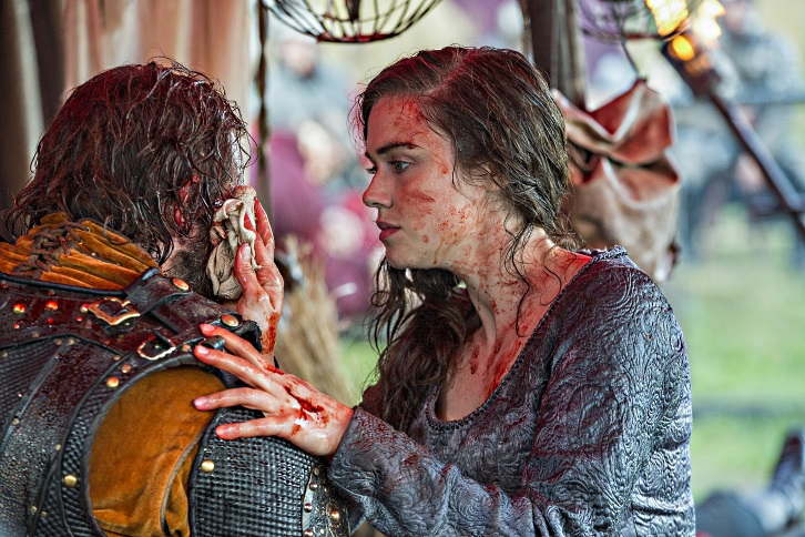 Vikings - Episode 5.05 - The Prisoner - Promo, Promotional Photos & Synopsis