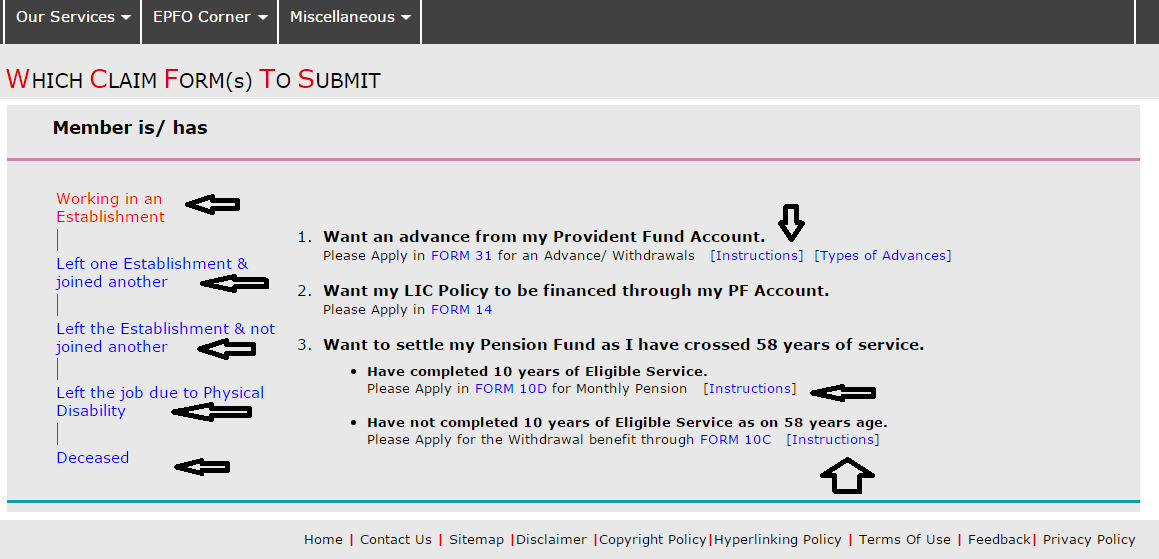 An Idiot's Opinion: Employee Provident Fund (PF) : How to Manage ...