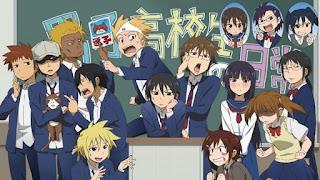 Danshi Koukousei no Nichijou – Todos os Episódios