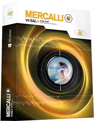 proDAD Mercalli V4 SAL+ 4.0.457.1 poster box cover