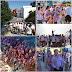DIVERSÃO - Festa de espuma, água e cor invade Penacova