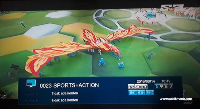 Channel Yang Menyiarkan Piala Dunia 2018