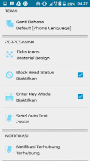 BBM Mod Originally Mix Max - Base Version 3.0.0 18