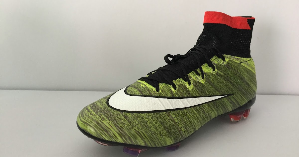ae45408eaea US Sports Cleats  New Nike Mercurial Superfly FG Concept Multicolor
