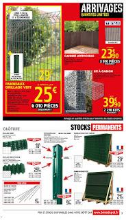 Catalogue Brico Dépôt 24 Mai au 06 Juin 2017
