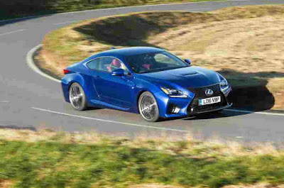 Lexus RC F review