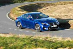 Lexus RC F Car Reviews