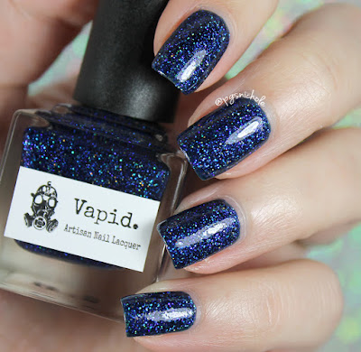 Vapid Lacquer Bruised