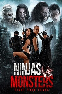 Watch Ninjas vs. Monsters Online Free in HD