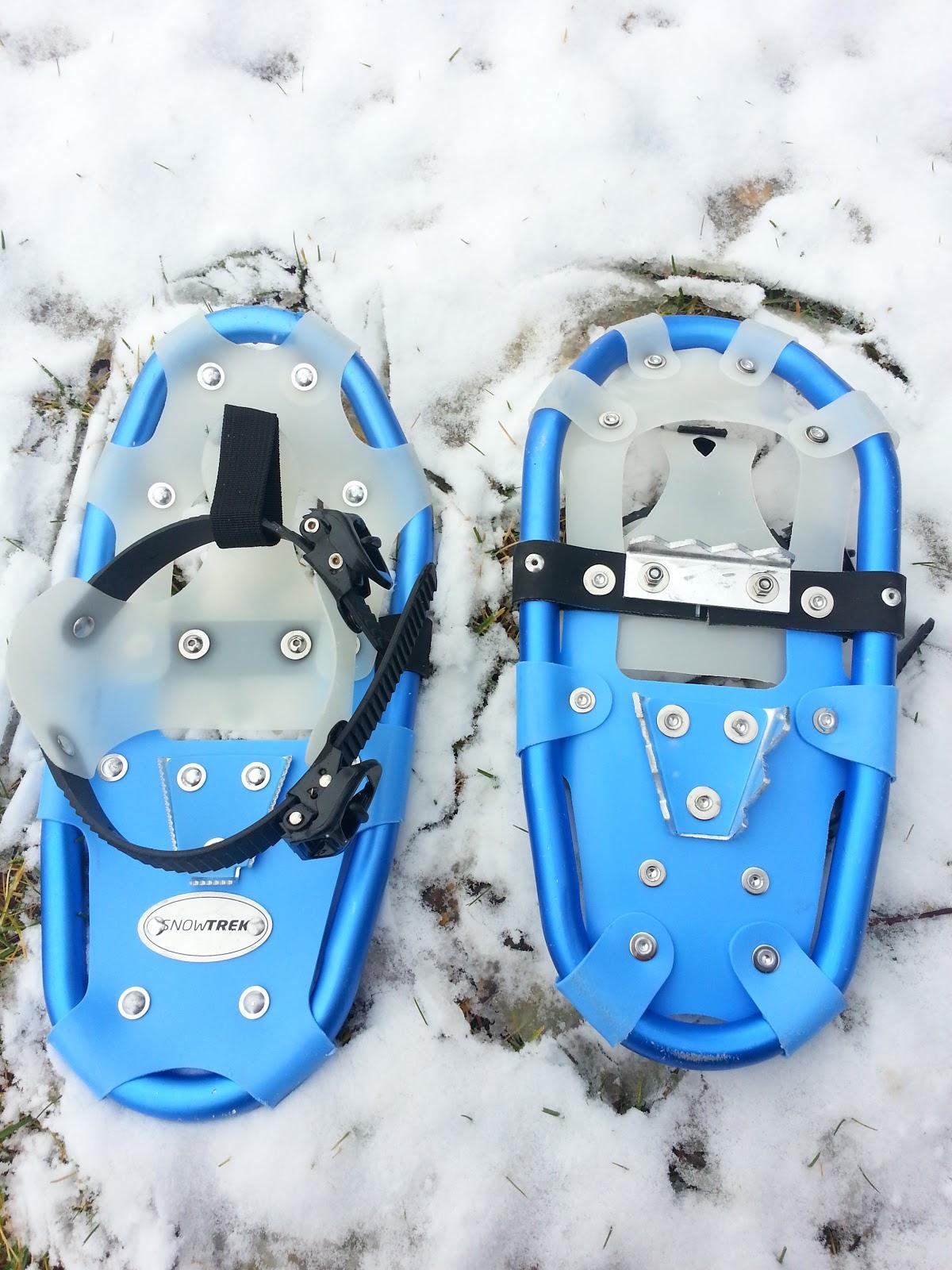 Children's Snowshoes Reviews (Atlas 17, MSR Tyker, Snowtrek
