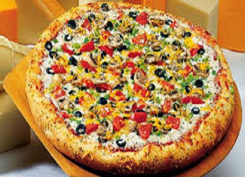 Pizza de Liquidificador Light (Imagem: Reprodução/Internet)