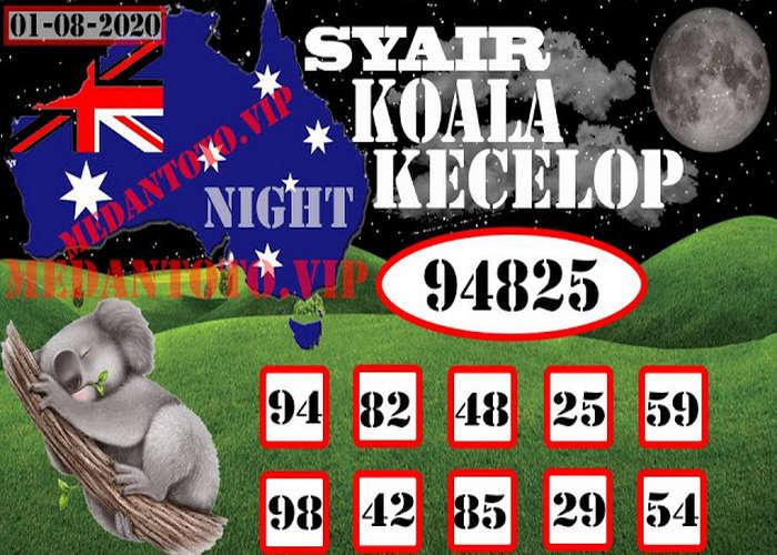 Kode syair Sydney Sabtu 1 Agustus 2020 133