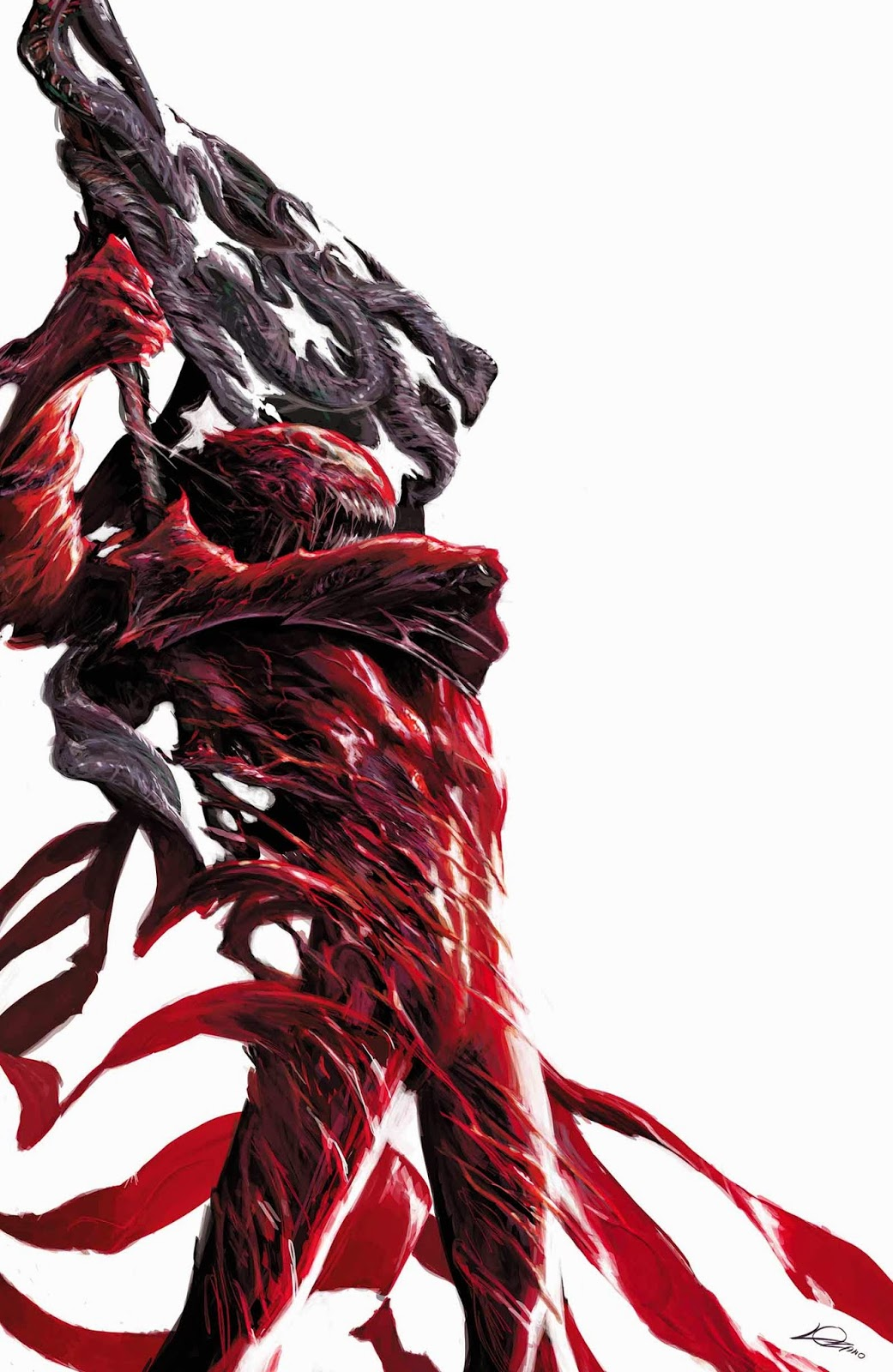 Comic Frontline: Marvel First Look: AXIS: Carnage #1