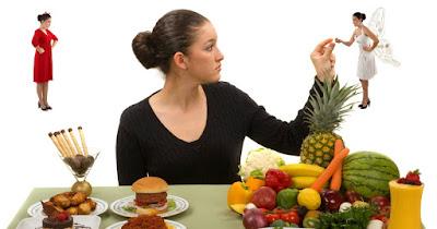 Makanan yang dapat menyebabakan timbulnya minyak pada wajah