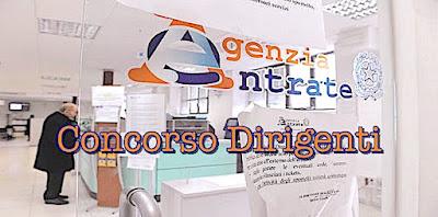 Dirigenti operativi Agenzia delle Entrate (adessolavoro.blogspot.it)