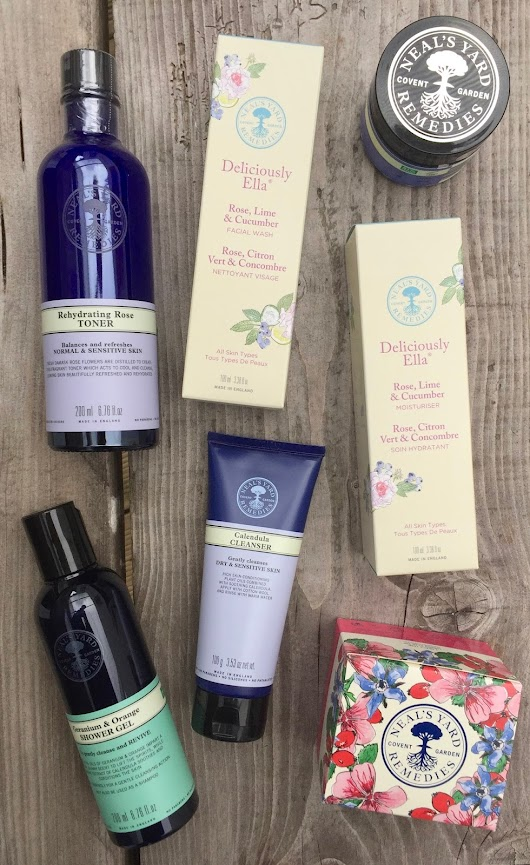 New In Neal's Yard Remedies
